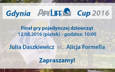 Gdynia Pipelife Cup 2016