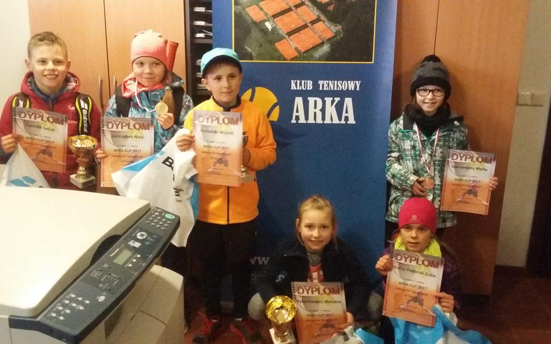 "III turniej z cyklu ""ARKA CUP 2017"""