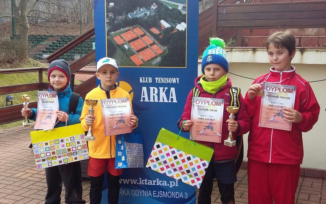 Zimowy turniej z cyklu ARKA CUP 2017