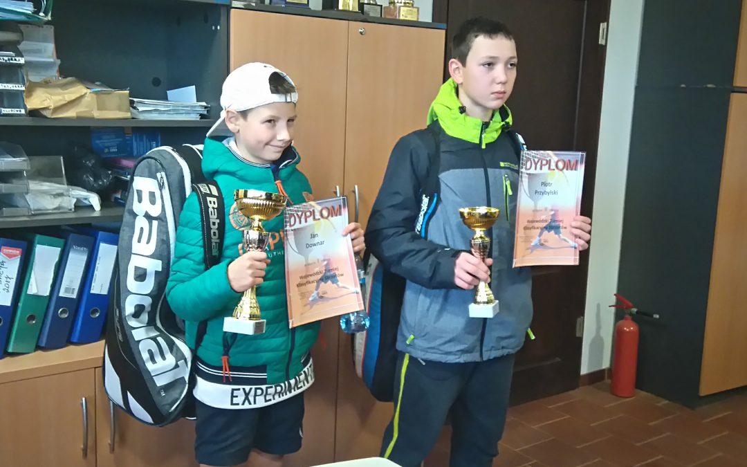 Wojewódzki Turniej Klasyfikacyjny Skrzatów 18-19.11.2017
