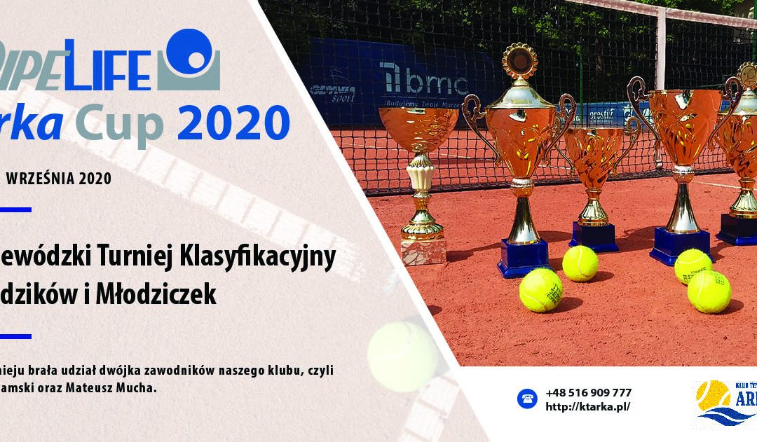 Pipelife Arka Cup 2020 – WTK Młodzików i Młodziczek