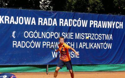 XX Ogólnopolskie Mistrzostwa Radców Prawnych i Aplikantów w tenisie ziemnym